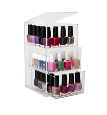 nail polish storage ideas australia