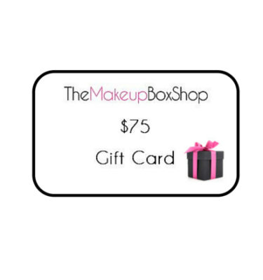 The Makeup Box Shop Gift Voucher