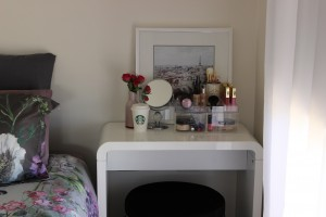 Makeup Vanity in your room