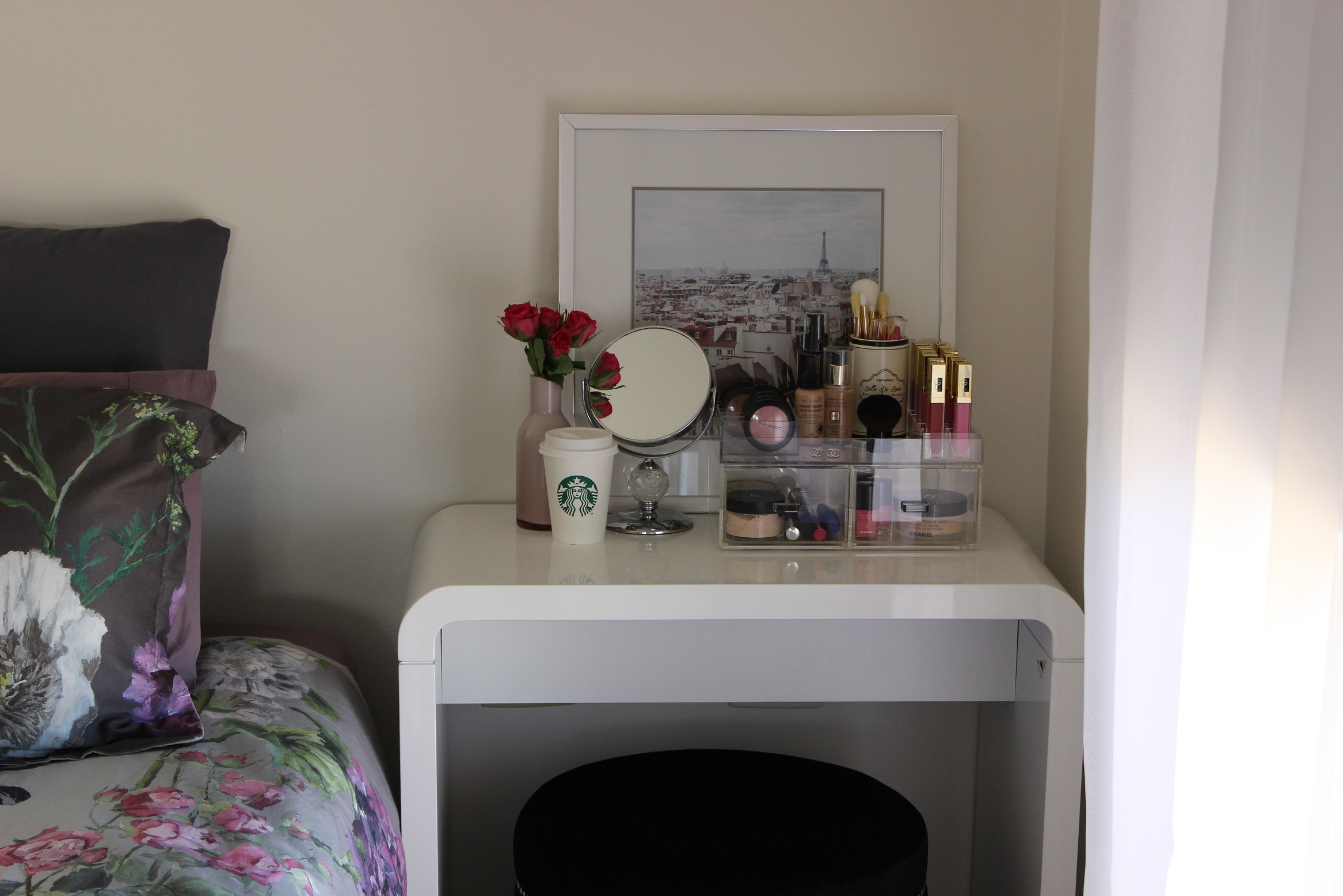 Makeup Vanity For Small Spaces The Makeup Box Shop