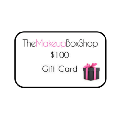 The Makeup Box Shop Gift idea