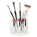 makeup brush and lipstick holder