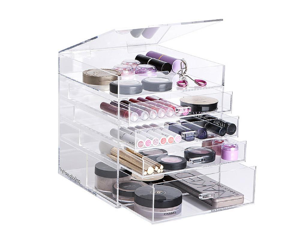 original makeup organizer the makeup box shop