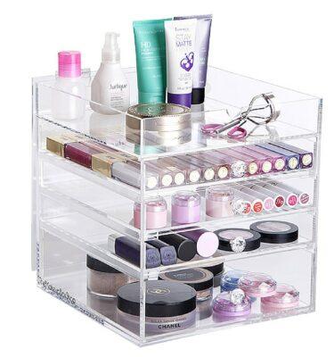 Glamour Makeup Organiser