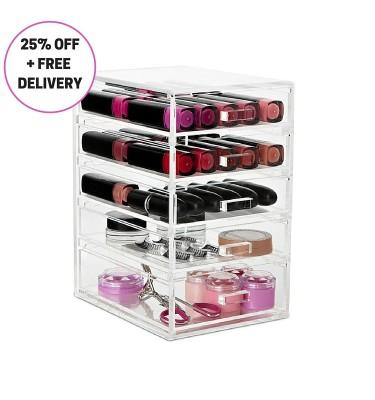 Lipstick Tower on sale