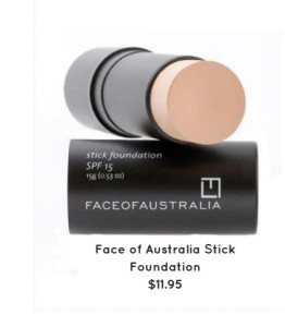 Face Of Australia Stick Foundation