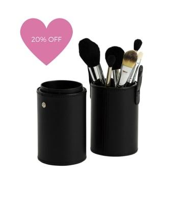 Travel Brush Holder V Day sale