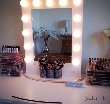 jaclyn-hill-makeup-storage & Store Your Makeup Like The Beauty Guruu0027s - The Makeup Box Shop