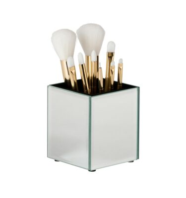 mirror-makeup-brush-holder