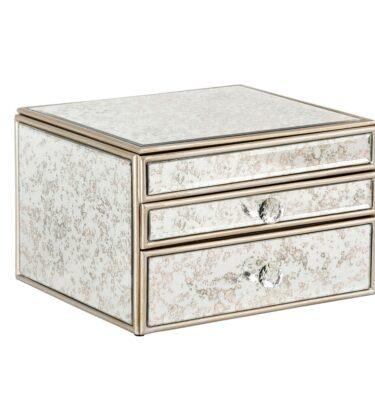 jewellery storage ideas the makeup box shop aiustralia. Black Bedroom Furniture Sets. Home Design Ideas