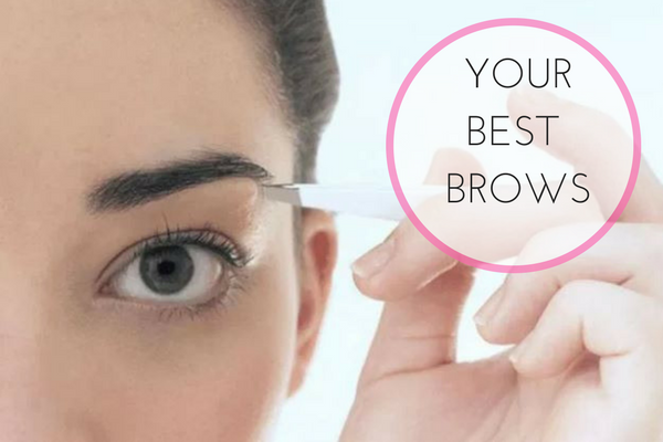 How To: Natural, Full Brows