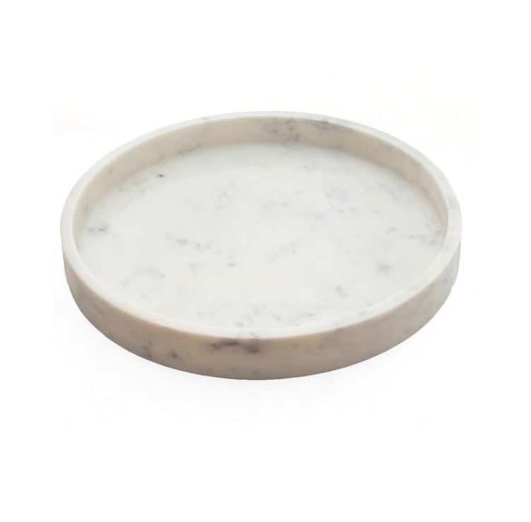 round-marble-tray