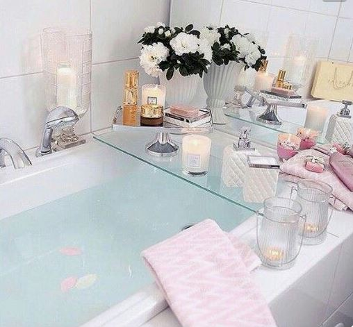 how to create a day spa at home the makeup box shop. Black Bedroom Furniture Sets. Home Design Ideas
